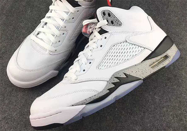 Here's your first look at the White Cement 5