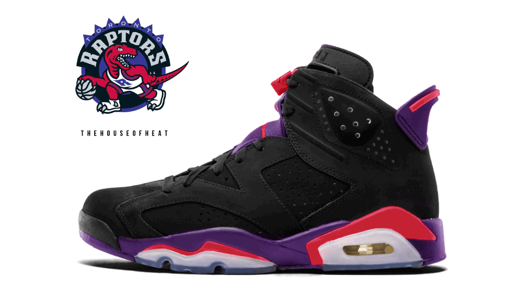 "The Daily Concept – Air Jordan 6 ""Raptor"""