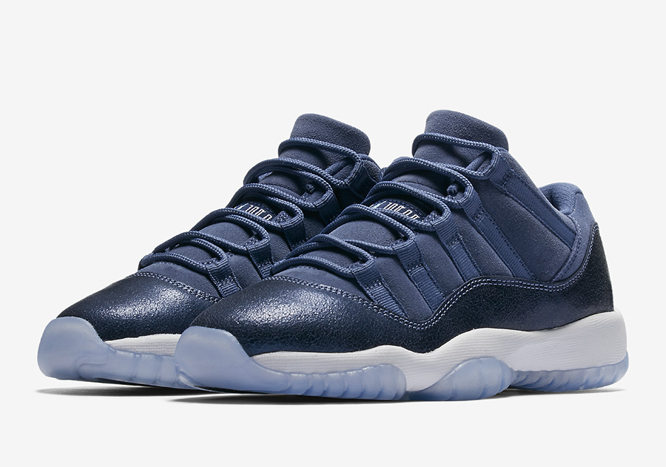 Another Jordan 11 Low hits stores this week