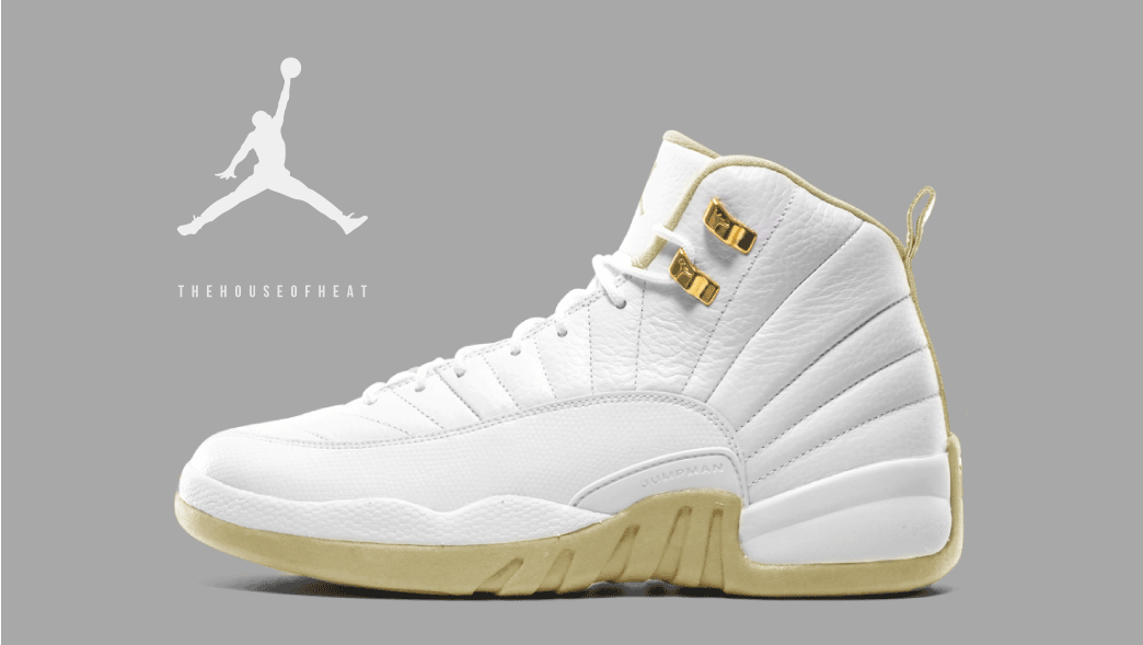 "The Daily Concept – Air Jordan 12 ""Linen"""