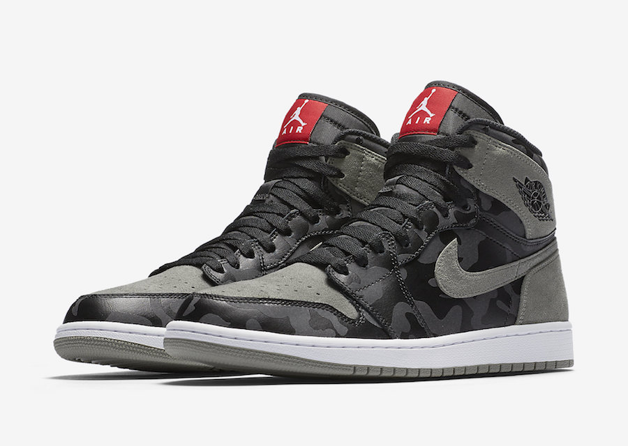 """A Jordan 1 """"Camo"""" Pack is on the way"""