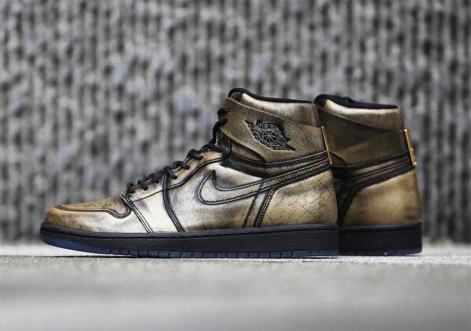 """The Air Jordan 1 """"Wings"""" is limited to only 19,400 pairs"""