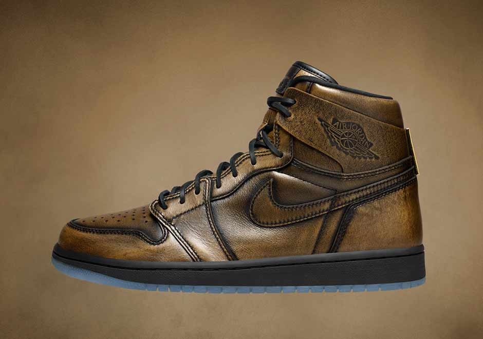 """The Air Jordan 1 """"Wings"""" releases on Wednesday"""