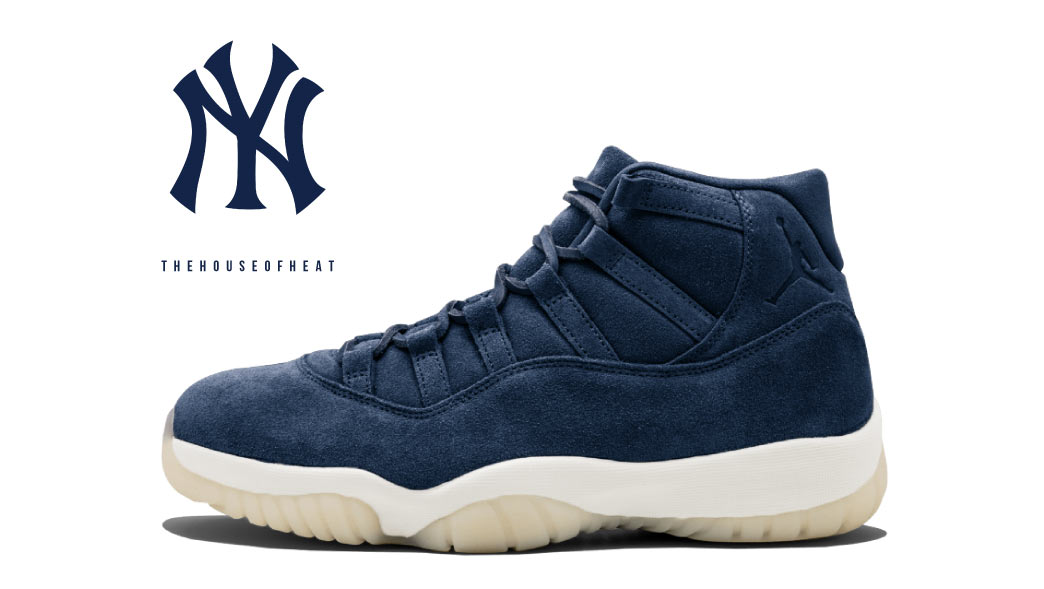 "The Daily Concept – Air Jordan 11 ""Mr November"""