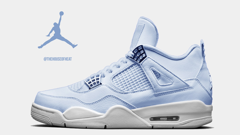 "The Daily Concept – Air Jordan 4 ""Sky Blue"""