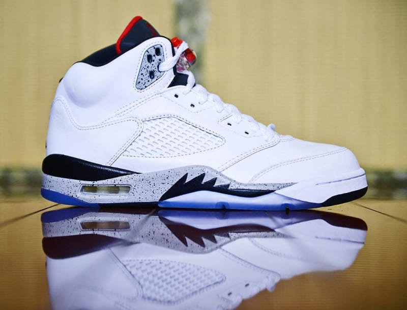 Another look at the Cement Jordan 5