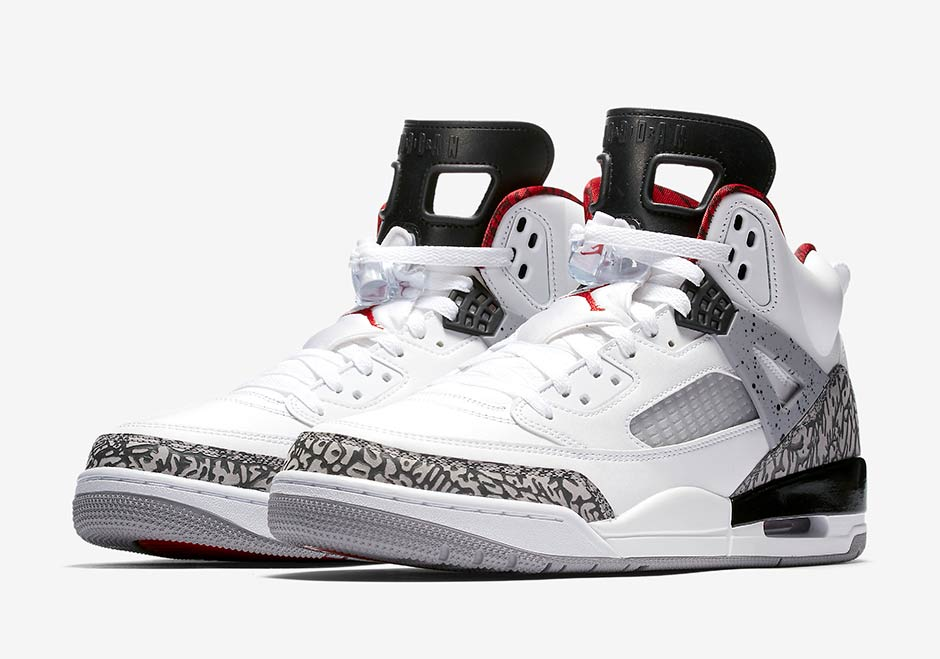 The Spiz'ike is back in White Cement