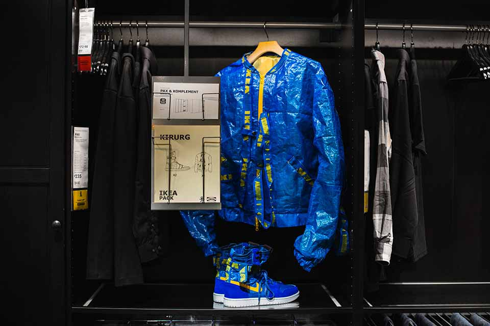 A special IKEA pack for the Hypebeasts