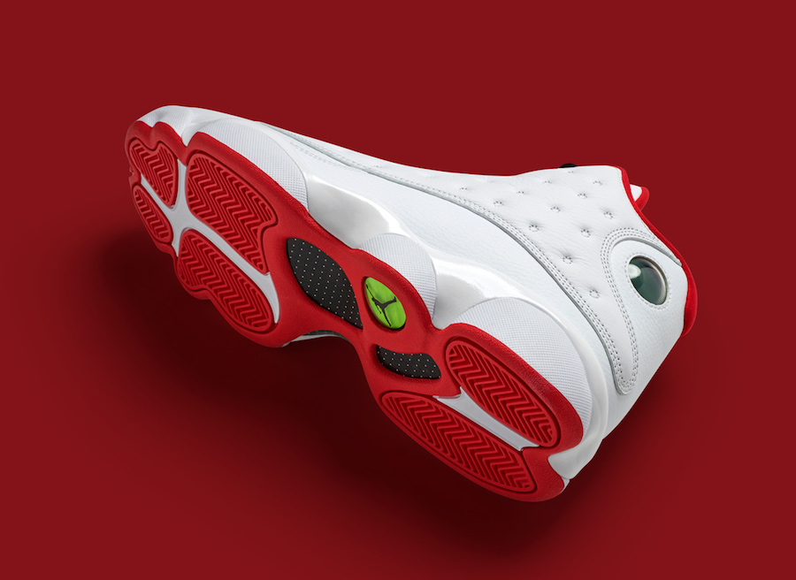"""The Jordan 13 """"History of Flight"""" releases next week for the entire family"""
