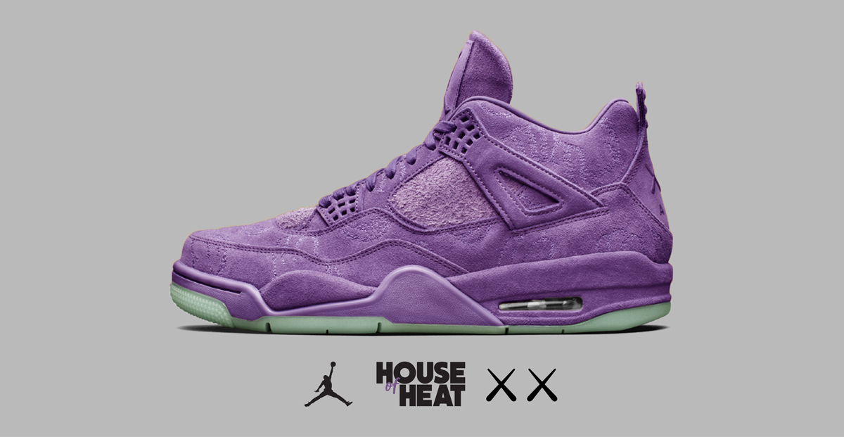 "The Concept Lab : Air Jordan 4 x KAWS ""Joker"""