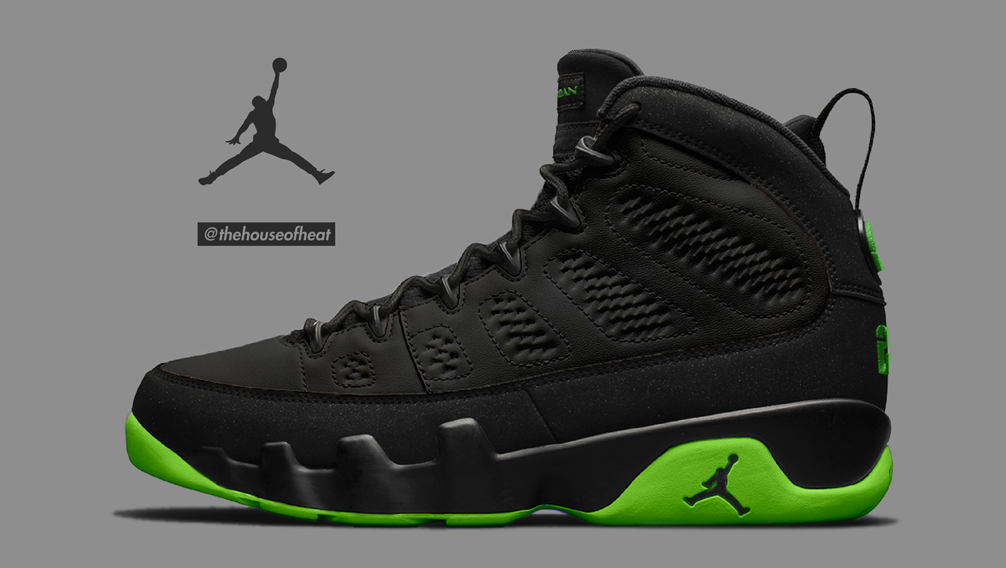 "Today's Concept : Air Jordan 9 ""Altitude"""