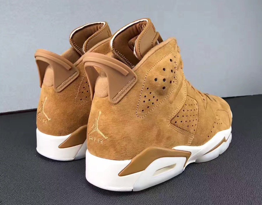 """Three """"Wheat"""" Air Jordans are dropping for Cyber Monday"""