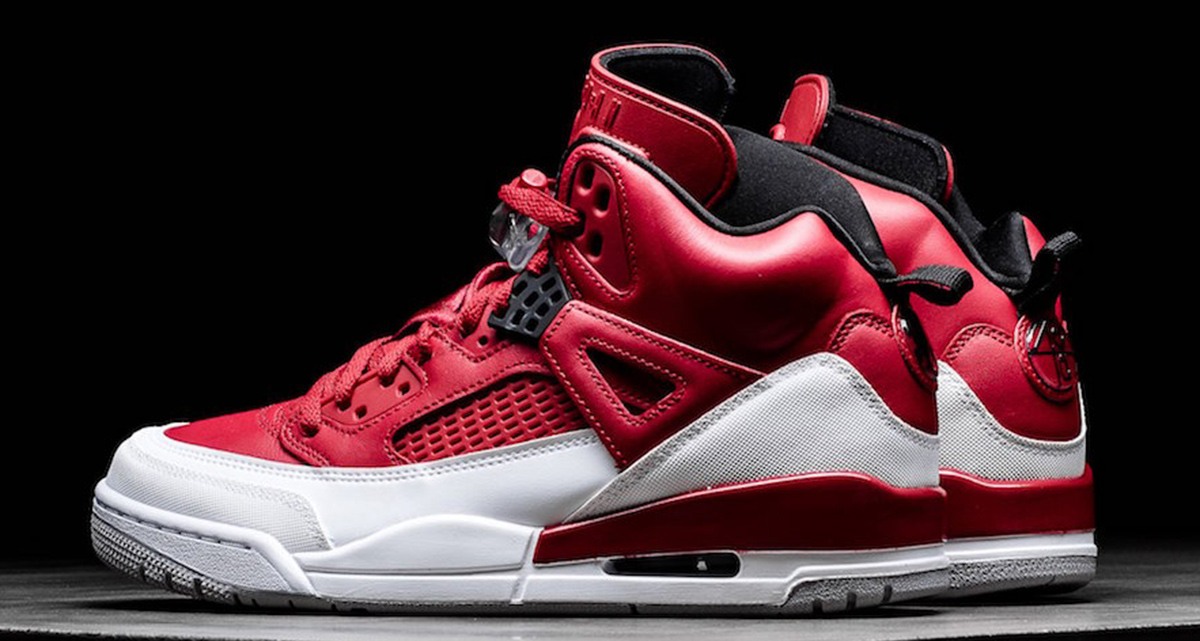 """The """"Gym Red"""" Spiz'ike is finally here"""