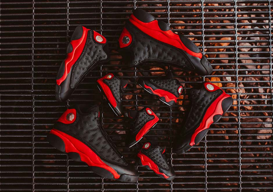 The Bred 13 releases this weekend