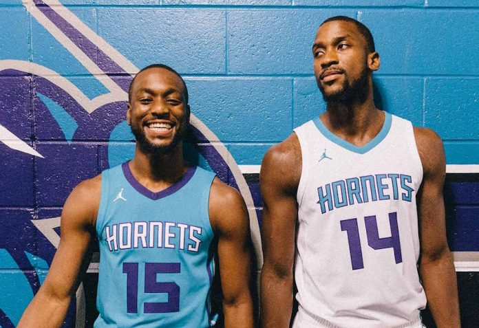 Mike's Hornets unveil their Jordan Brand unifroms