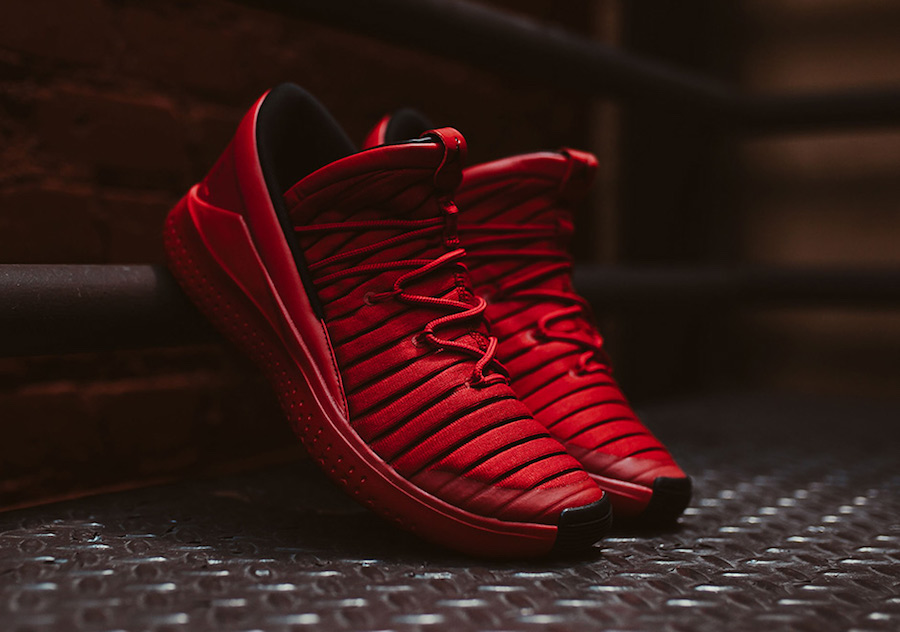 """The """"Gym Red"""" Flight Luxe is available now"""
