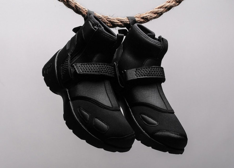 Jordan Brand introduce the Trunner LX High