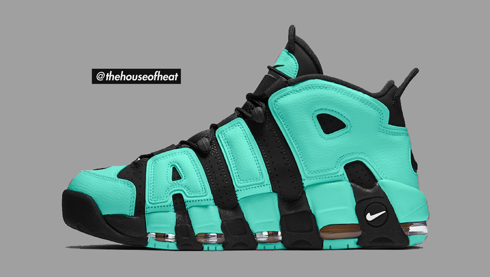 """Today's Concept : Nike Air More Uptempo """"Tiffany"""""""