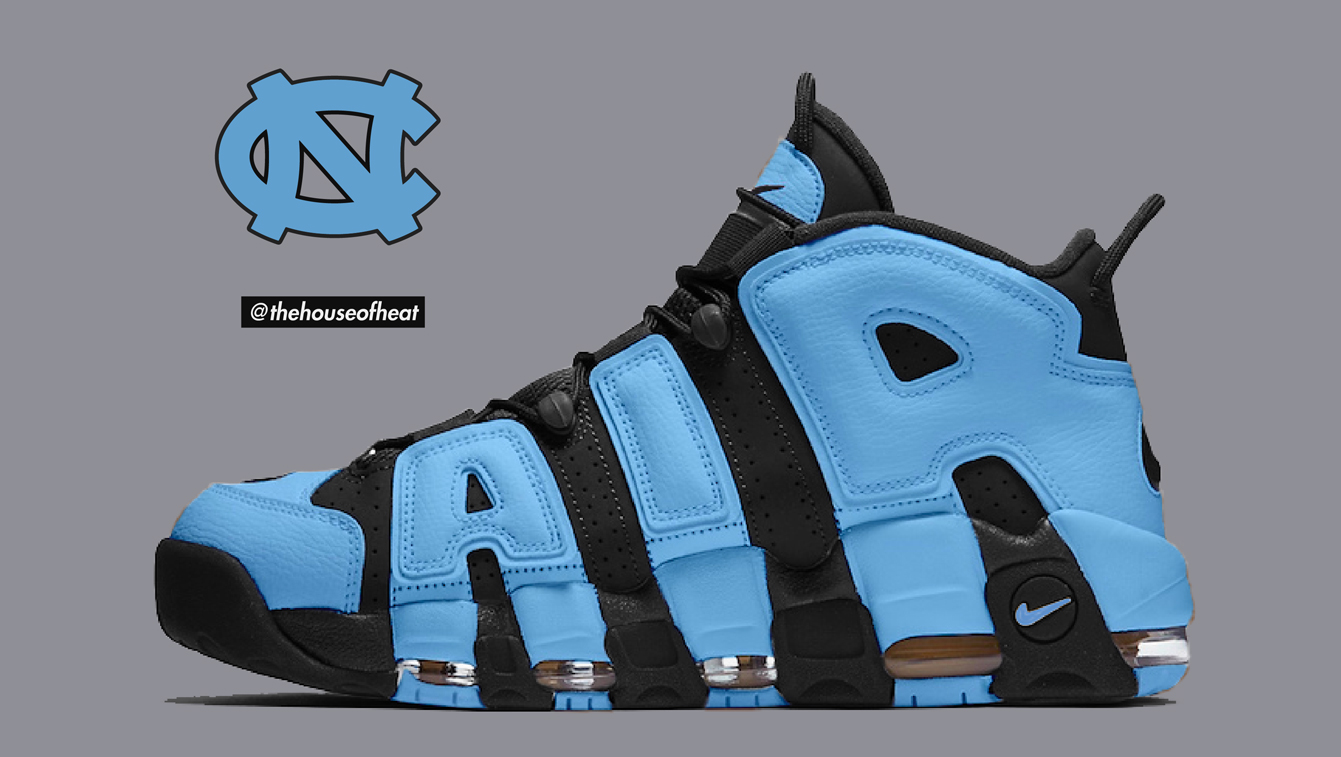 today s concept nike air more uptempo unc house of heat