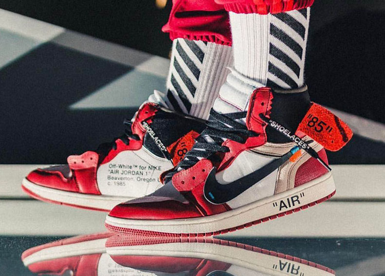 The OFF-WHITE collection releases on September 1st