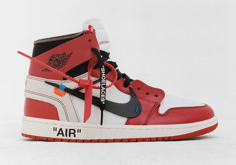 The OFF-WHITE collection starts releasing this weekend