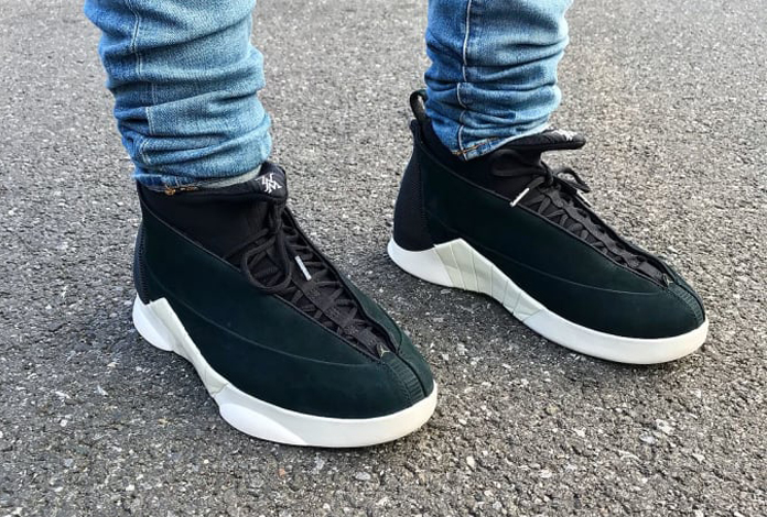 Your first on-foot look at the PSNY x Air Jordan 15