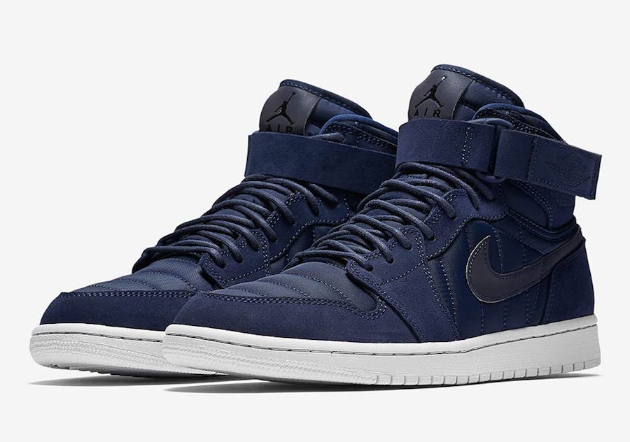 The next Jordan 1 High Strap comes in Navy