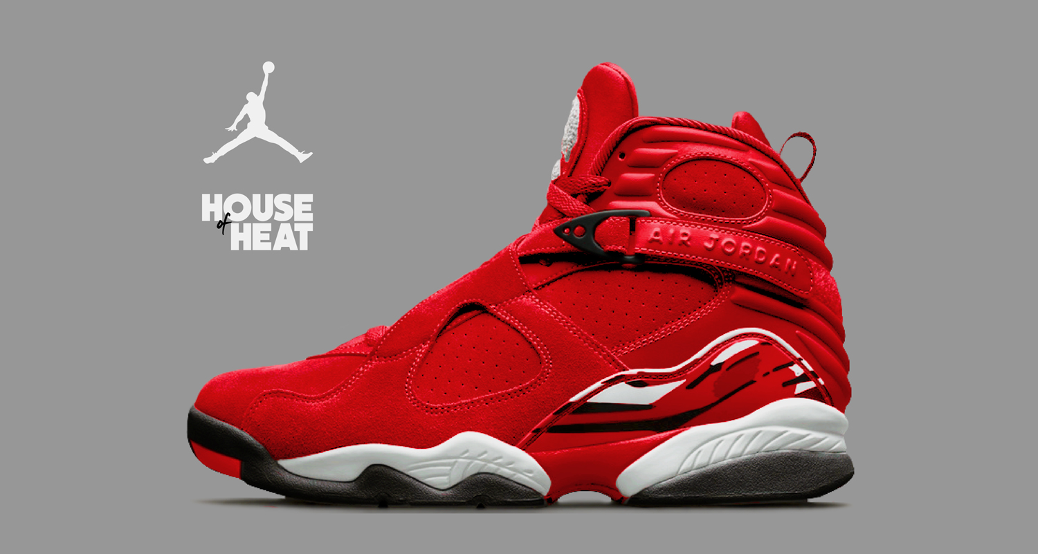 "The Concept Lab : Air Jordan 8 ""Toro"""