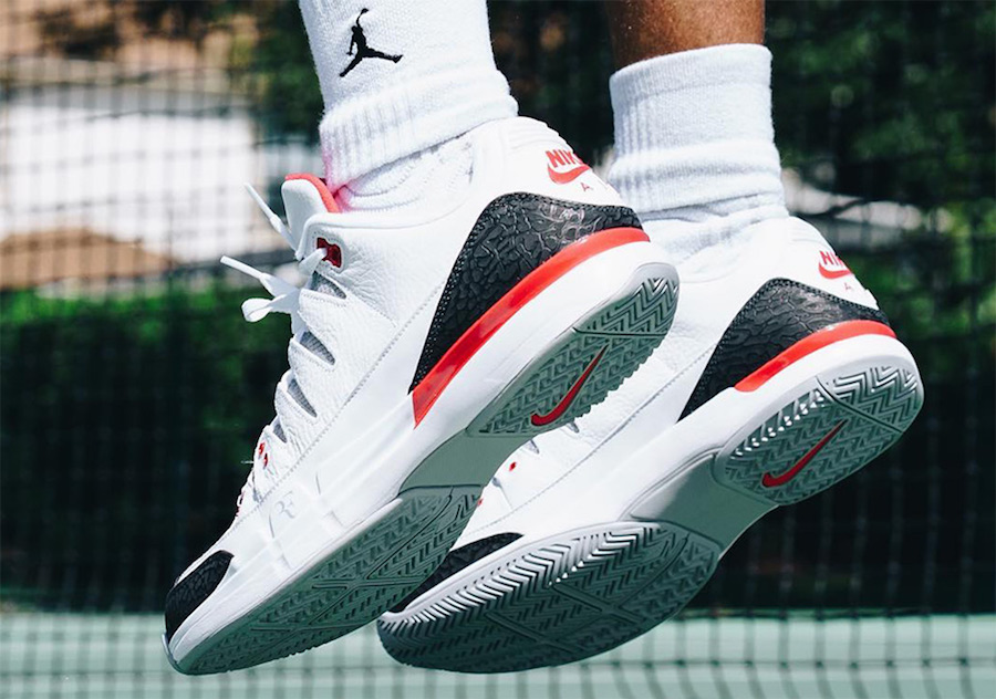 Here's another chance at copping the Nike Zoom Vapor Tour x Air Jordan 3