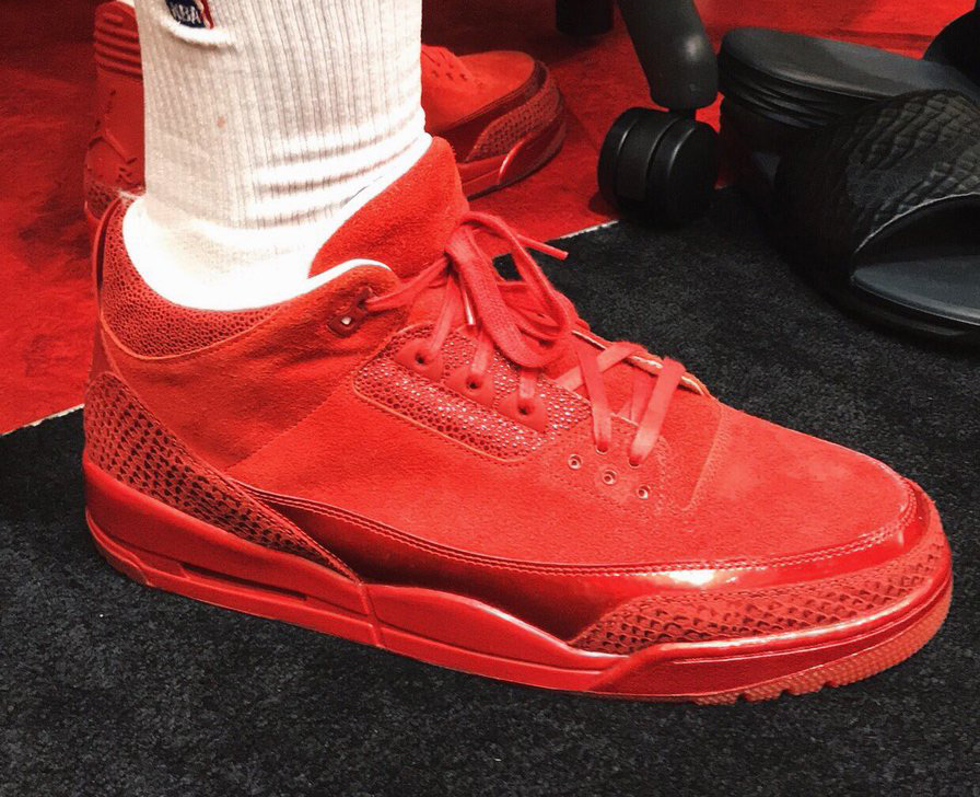 P.J. Tucker breaks out the heat for Media Day