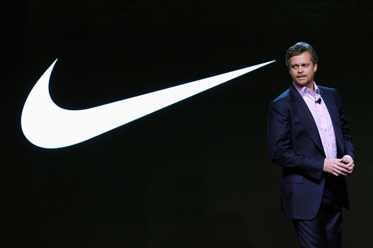 Nike are reducing international retailers from 300k to just 40