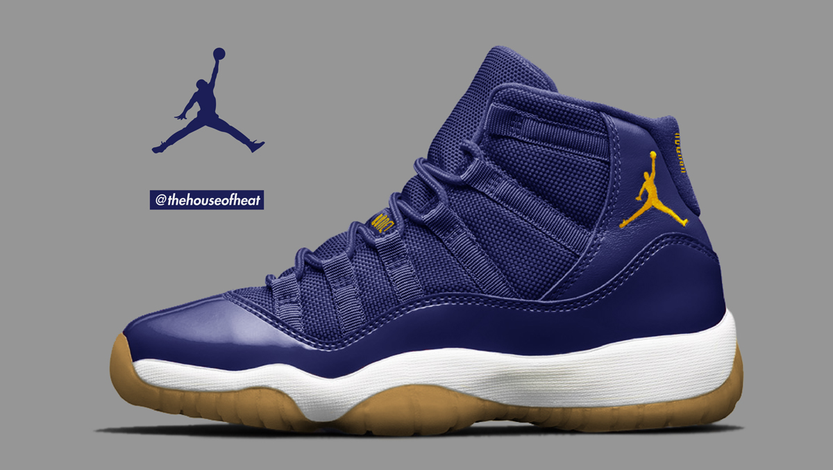 "Today's Concept : Air Jordan 11 ""Dunk From Above"""