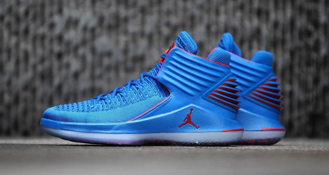 """This """"Why Not"""" Jordan 32 is set for November"""