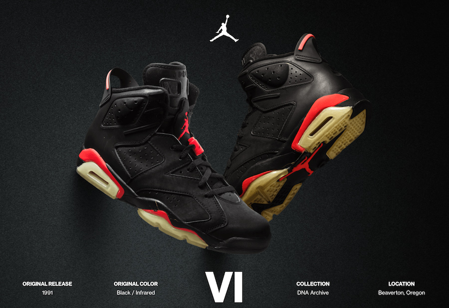 Jordan celebrate #MJday by reliving their entire collection