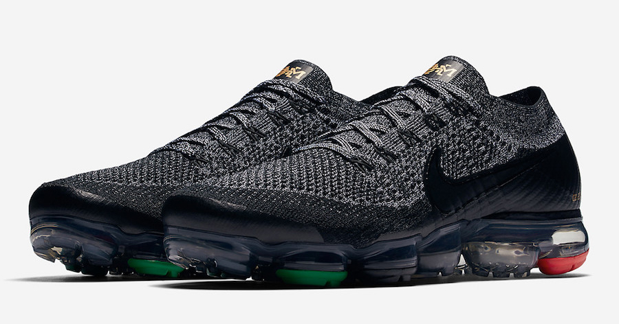 """An official look at the Nike VaporMax """"BHM"""""""
