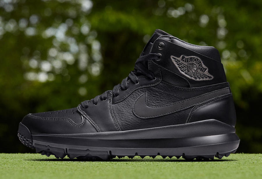 The second Jordan 1 golf shoe is on the way