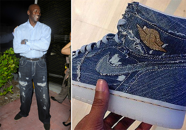 Levi's team up with Jordan Brand for another collaboration