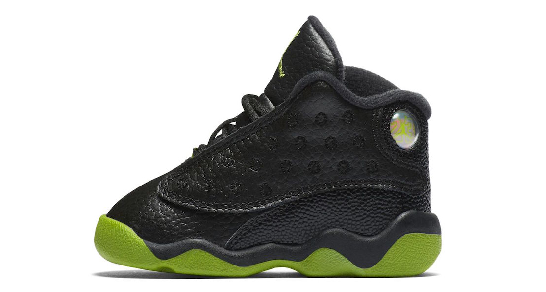 """The Air Jordan 13 """"Altitude"""" will release for the entire family"""