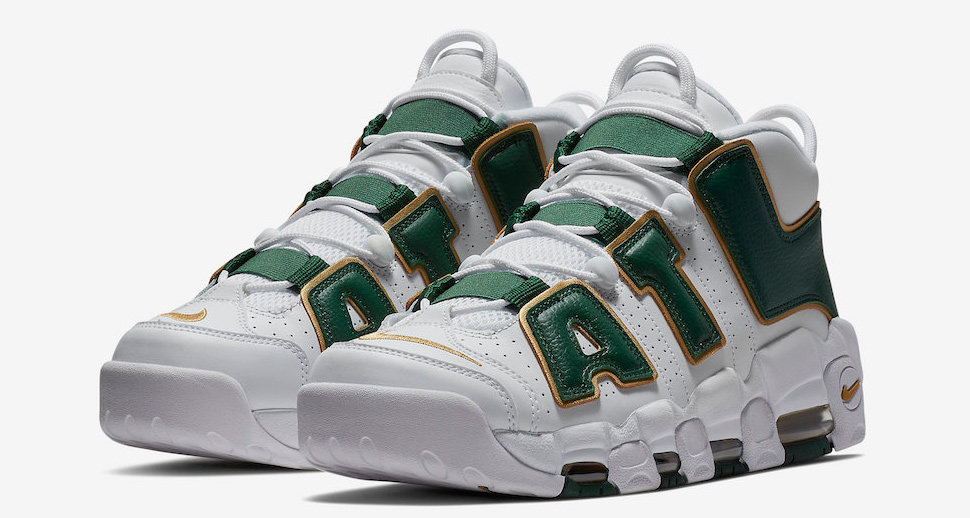 An official look at Atlanta's More Uptempo