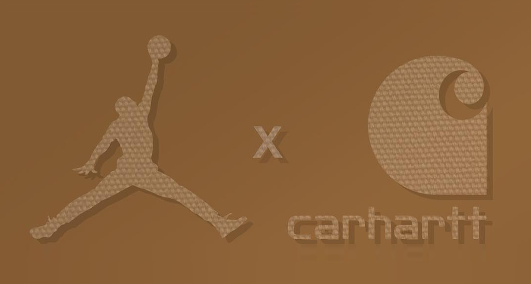 Is there another Air Jordan x Carhartt collaboration on the way?
