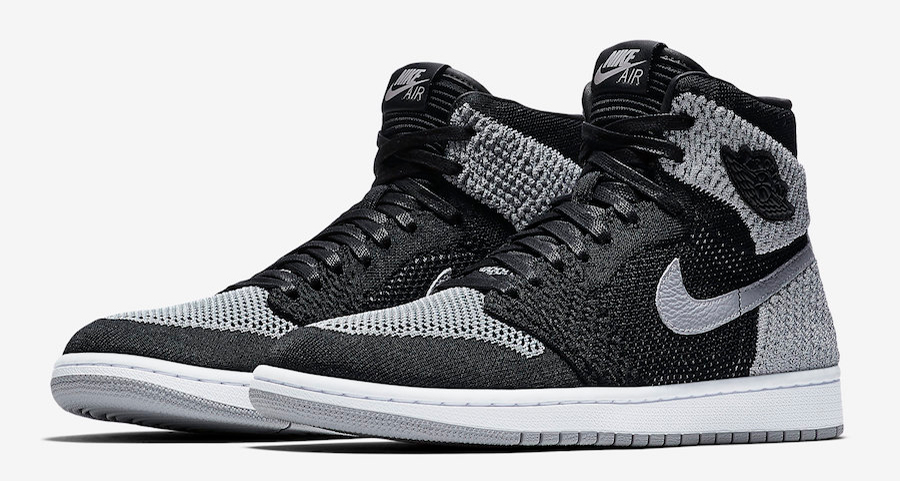 "The ""Shadow"" Air Jordan 1 Flyknit releases in January"