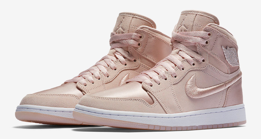 There's TEN Air Jordan 1's dropping for the ladies next month