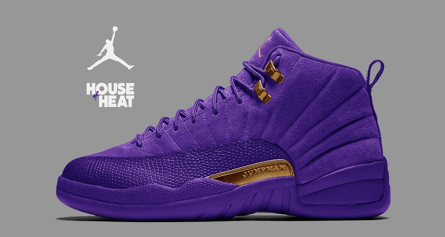 "The Concept Lab : Air Jordan 12 ""Mentality"""