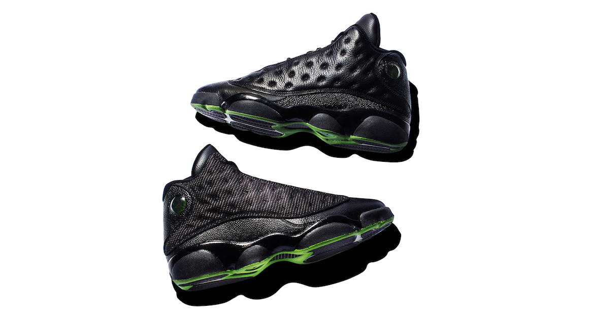 "A look back at the history of the ""Altitude"" Air Jordan 13"