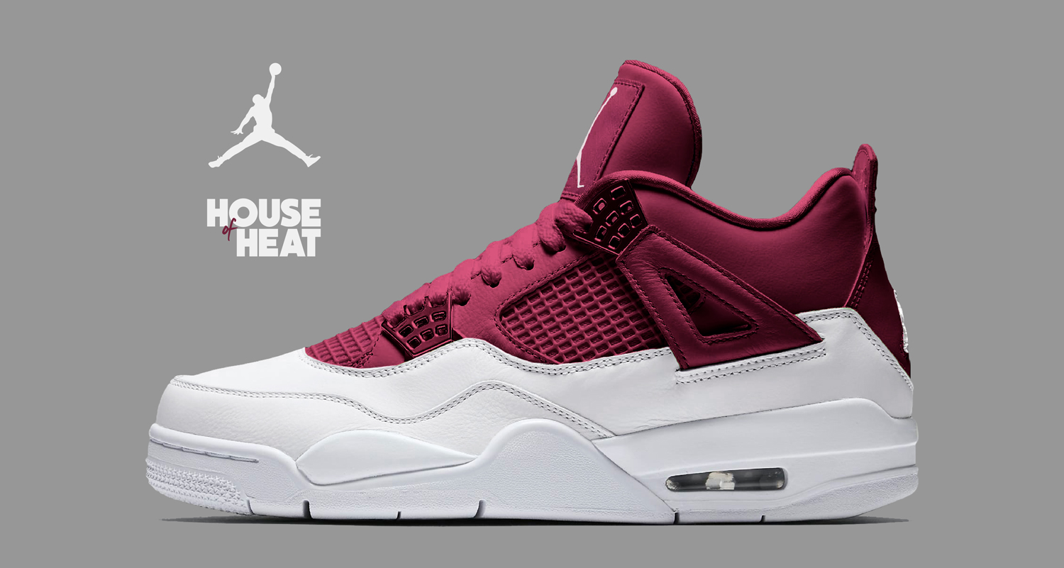 ed2d14620d145b ... order the concept lab air jordan 4 red and white wine e8c8e 1f1ae