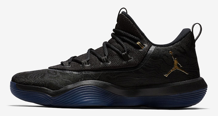Jordan Brand introduce the Super.Fly 2017 Low