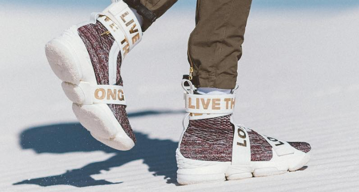 KITH brings a lifestyle feel to the LeBron 15