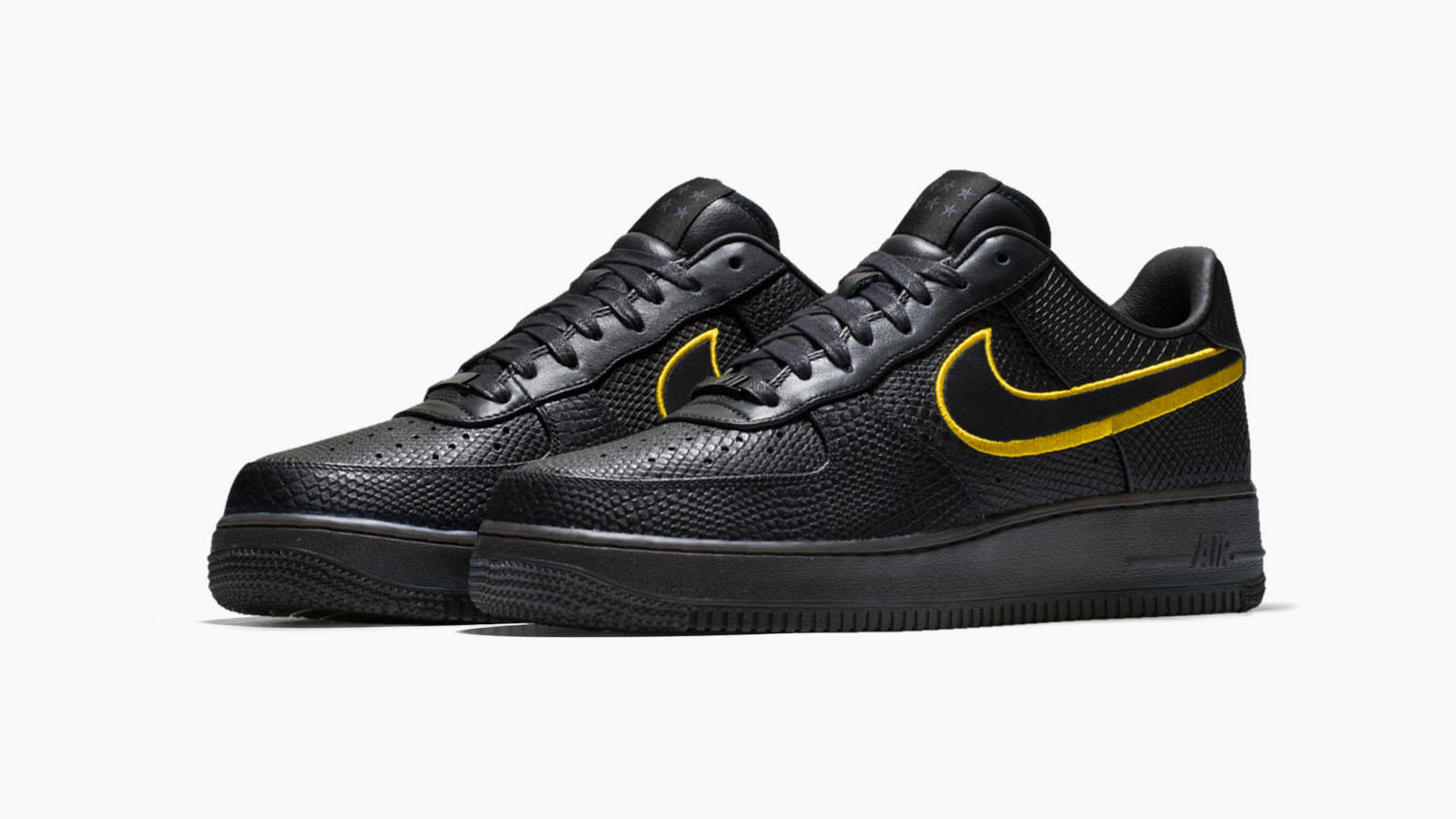 Kobe's jersey retirement is celebrated with this special Air Force 1 Low
