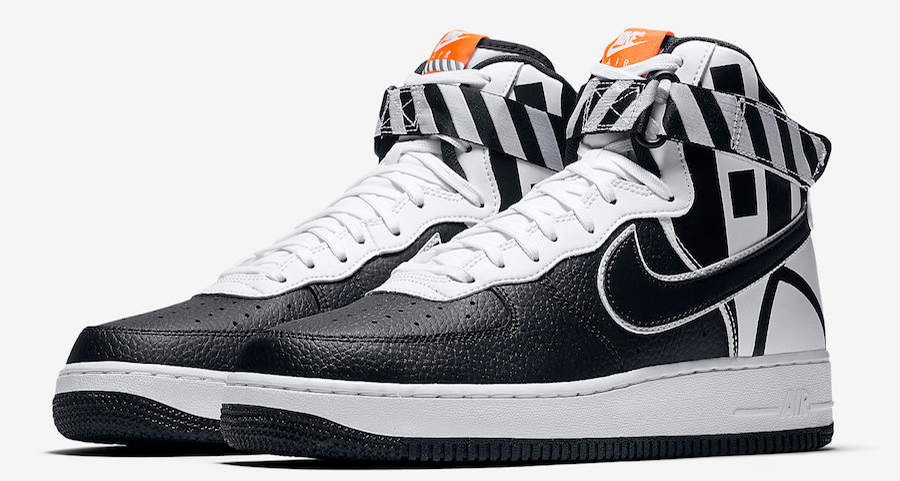 """The Air Force is making a big statement with the upcoming """"Logo Pack"""""""