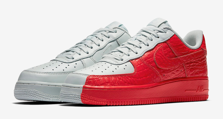 The 'Split' Air Force 1 Low arrives at retailers soon